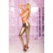 Леггинсы Gold digger ankle zip pants, PL7226002
