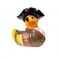 (SALE) Вибромассажер I Rub My Duckie - Pirate