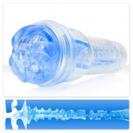 Мастурбатор Fleshlight Turbo Thrust Blue Ice, F11192