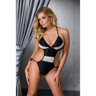 CAMILLE BODY black 6XL/7XL - Passion