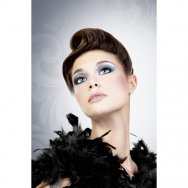 Реснички Black Premium Eyelashes (B557)