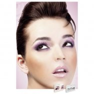 Реснички Black Deluxe Eyelashes (B579)