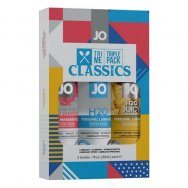 Подарочный набор System JO Limited Edition Tri-Me Triple Pack - Classics (3 х 30 мл)