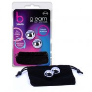 Вагинальные шарики B Yours - Gleam Stainless Steel Kegel Balls