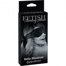 Маска на глаза - Fetish Fantasy Limited Edition Satin Blindfold